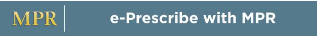 MPR e-Prescribe