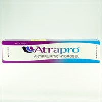 ATRAPRO ANTIPRURITIC HYDROGEL topical gel