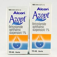 AZOPT (brinzolamide) 1% ophthalmic suspension