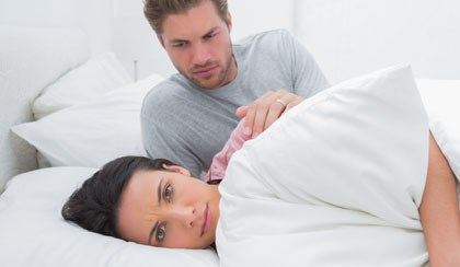 Ask the Expert: A Woman Allergic to Her Husband?