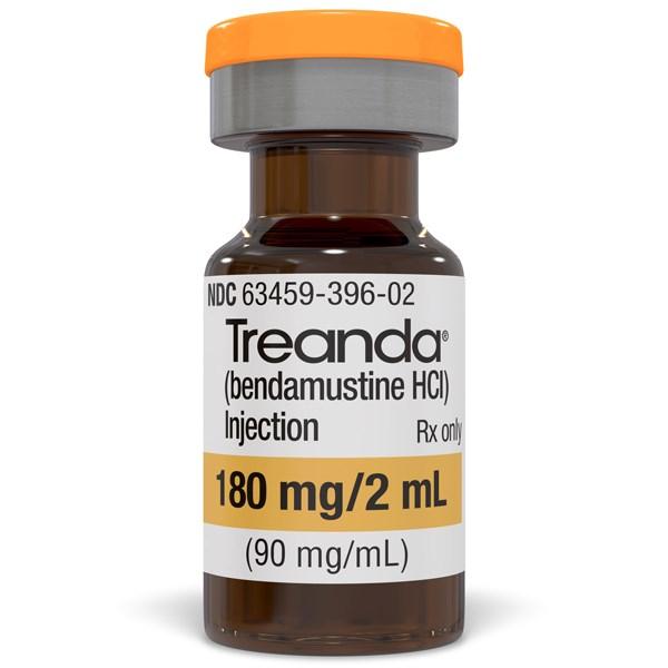 TREANDA INJECTION (bendamustine HCl)