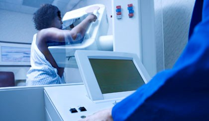 Mammography Radiation Exposure May Be Overestimated
