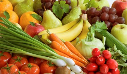 Five-a-Day Optimal for Reducing Hip Fracture Risk