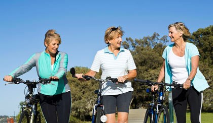 Intervention didn't increase weekly exercise or physical functioning