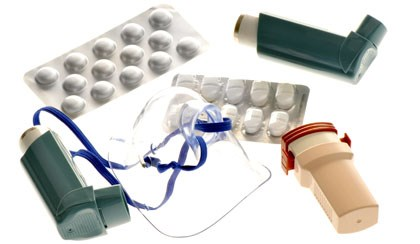 inhaled corticosteroids for chronic bronchitis