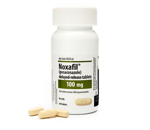Noxafil (posaconazole) Delayed-Release Tablets