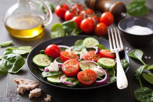 Mediterranean Diet May Protect Against Diabetic Retinopathy