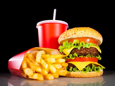 McDonald's and the Microbiome: What Effect Does Junk Food Have on Gut Bacteria?