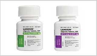 Lanoxin 250mcg 240 Tablets/Pack (Digoxin)