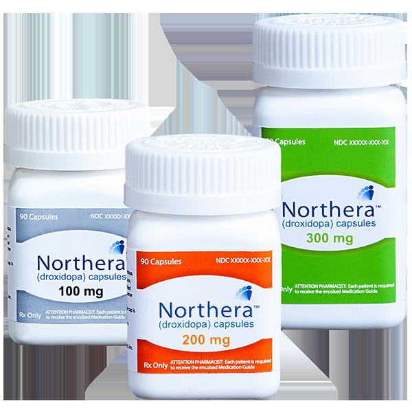 First Neurogenic Orthostatic Hypotension Drug