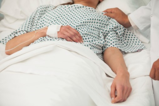 Bill Req. Pregnant Women to Stay on Life Support Expected to Become Law