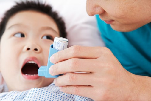 Adolescent Asthma May Not Be an Allergic Disease