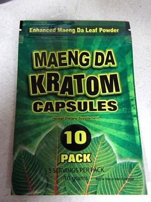 Kratom Recall Due to Dietary Supplement Claim