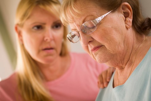 Depression Risk Greater in Early Parkinson's Disease