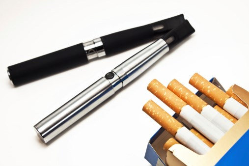 E-Cigarettes Could Make Quitting Harder for Smokers
