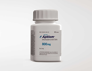 Aptiom Launched for Partial-Onset Seizures