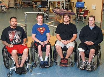Paralyzed Patients Move Muscles with Spinal Stimulation