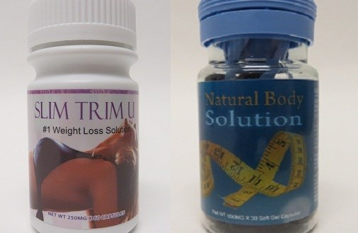 Withdrawn Drug Found in Weight Loss Products