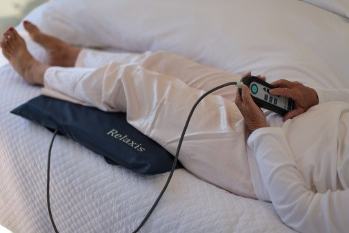 First Device for RLS-Disrupted Sleep