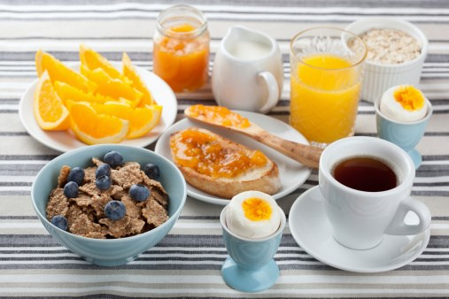 Bigger Breakfast Better for Glucose Control?