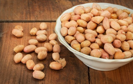 Eating Peanuts Could Aid Artery Health