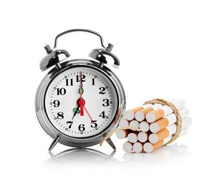 Smoking Cessation May Slow Brain Volume Loss in MS