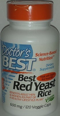 Hidden Statin Found in Red Yeast Rice Capsules