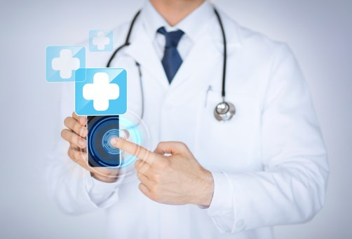 The App Will See You Now: Smartphones as Diagnostic Devices