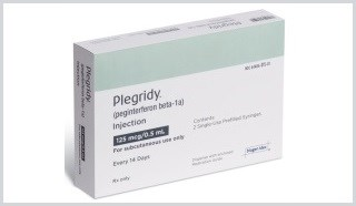 Plegridy Maintains Efficacy in Relapsing Multiple Sclerosis Trial