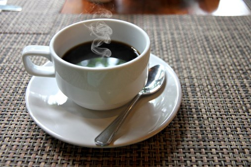 A Coffee a Day May Keep Cognitive Impairment Away