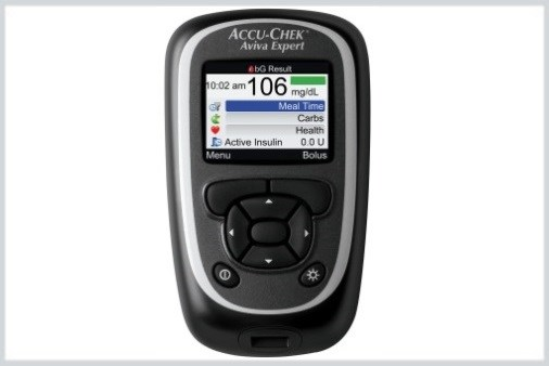 First Glucose Meter with Insulin Calculator Available