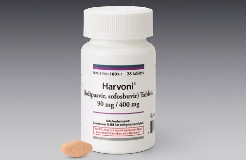 First Once-Daily Single Combo Tablet for HCV Genotype 1 Approved