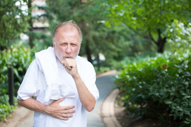Short- vs. Longer-Duration Corticosteroid Tx for COPD Exacerbations