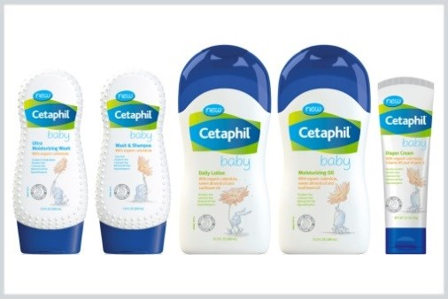 New Cetaphil Baby Line Launched