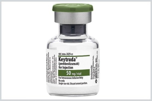 FDA Approves New Indication for Keytruda
