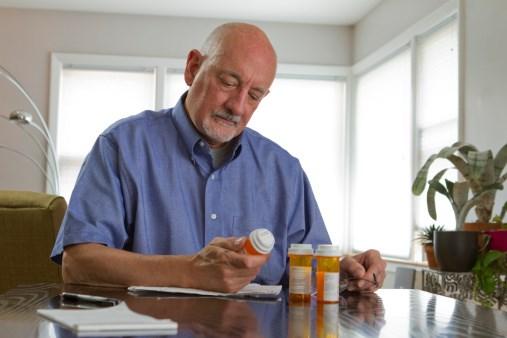 Benzodiazepine Rx Increase Seen in Elderly Despite Health Risks