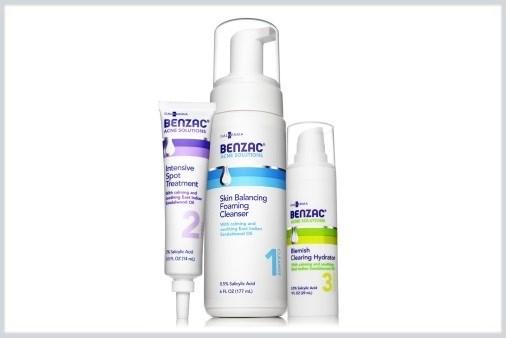 Galderma Launches First OTC Acne Regimen