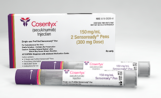 Cosentyx Gains Two New Arthritis Indications