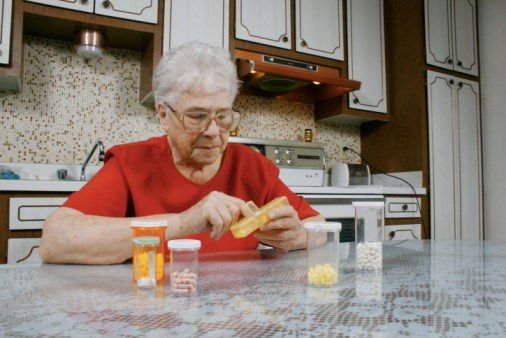 Discontinuing Antihypertensive Tx May Not Help Elderly With Cognition