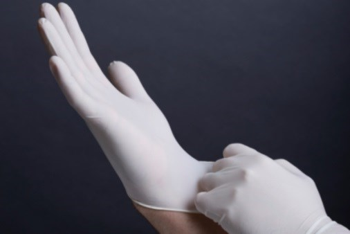 Glove-Related Hand Urticaria May Be Rising in Health Care Workers