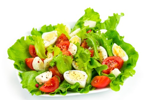 Adding Eggs to Salads Could Boost Carotenoid Absorption