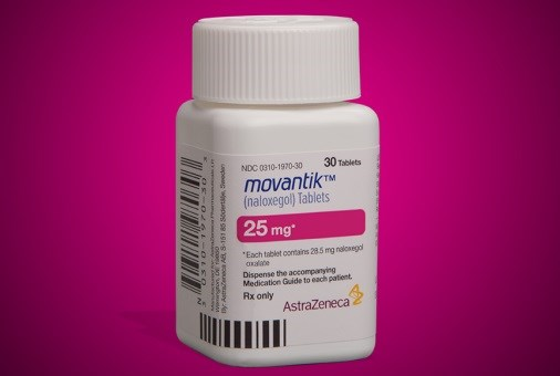 Movantik for Opioid-Induced Constipation Launched