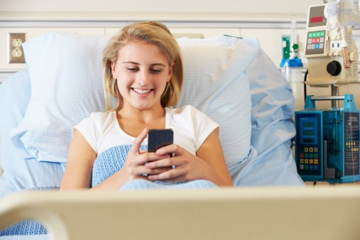 Texting: A New Way to Reduce Pain Meds During Surgery?