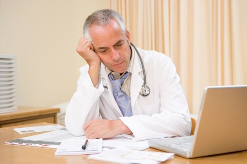 When the Doctor is Depressed: One Clinician Tells His Story