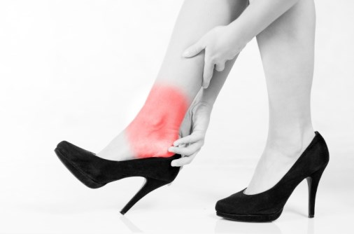 High Heels May Initially Strengthen, Then Weaken Ankle Muscles