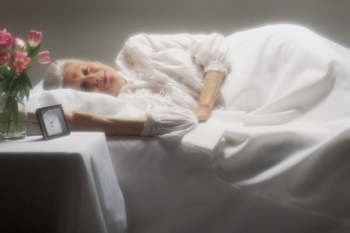 More Time in Bed May Not Be So Bad for Older Adults