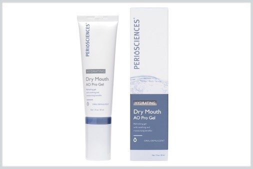 New Products for Dry Mouth Launched