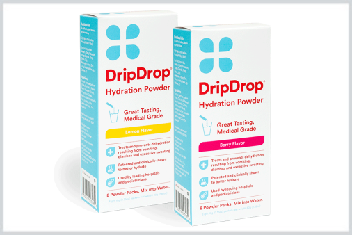 DripDrop Rehydration Solution Launched in Stores