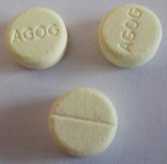 Counterfeit Diazepam