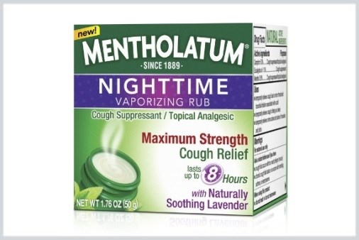 Cough and Cold Chest Rubs Now With 100% Natural Active Ingredients